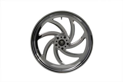 "18"" Rear Forged Alloy Wheel, Whiplash Style"