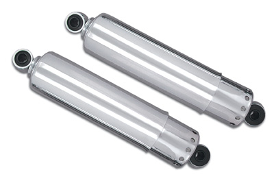 "12"" Shock Set with Covered Springs"