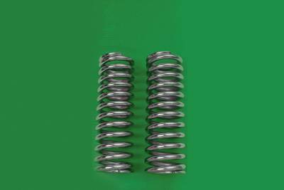 "Chrome 11-1/2"" Shock Spring Set"