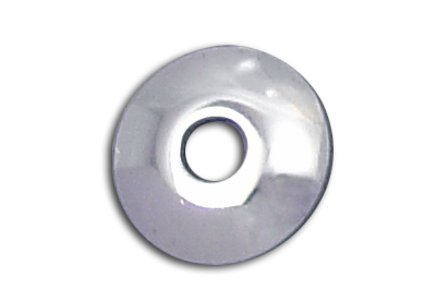 "Chrome Shock Stud Washers 5/8"" Hole"