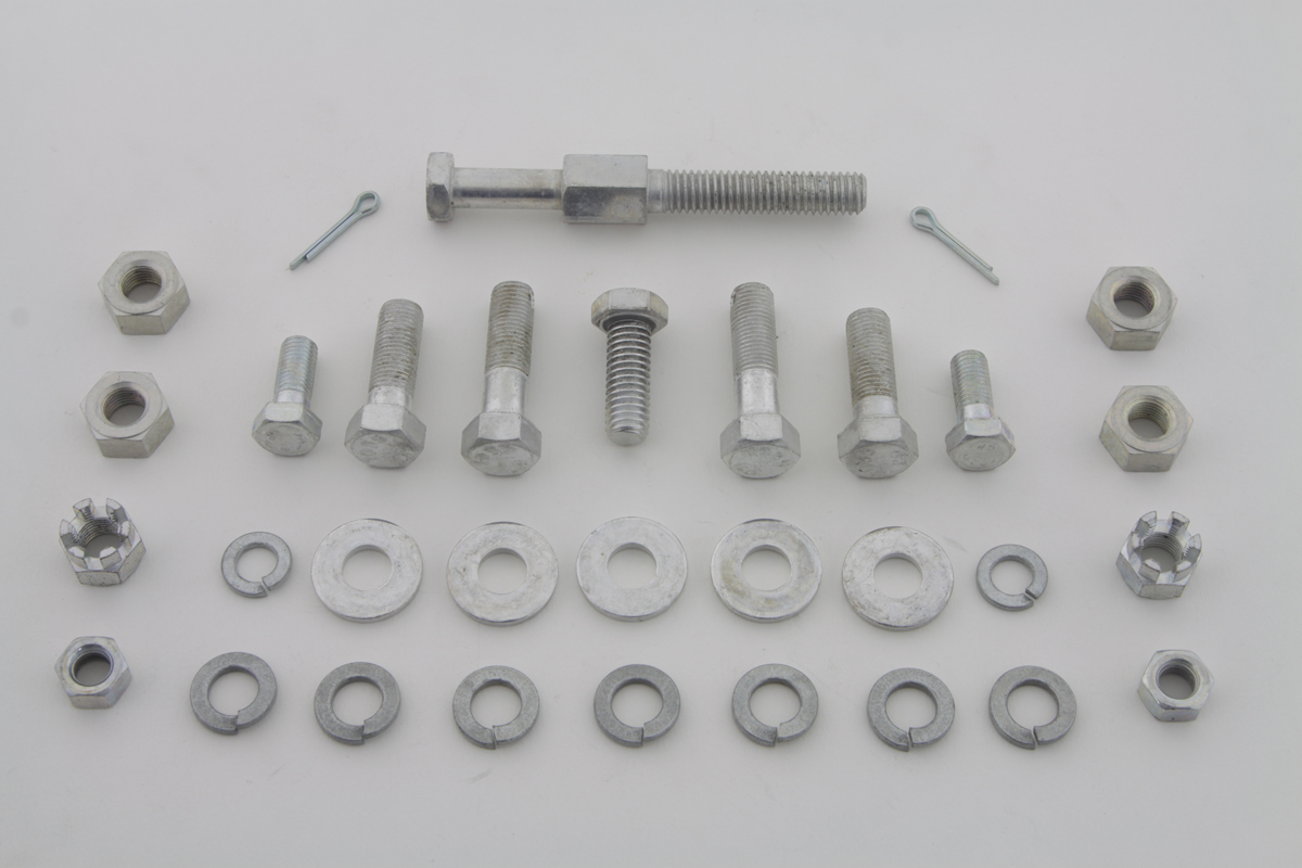 Transmission Mount Kit Cadmium
