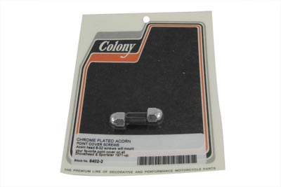 Acorn Ignition System Cover Screws