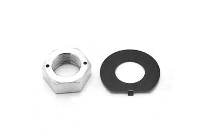 Fork Stem Nut and Lock Washer Kit