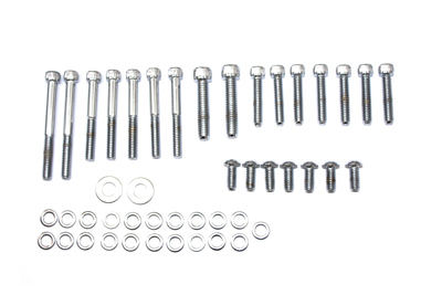 Primary Cover Allen Screw Polished