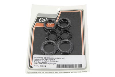 Pushrod Cover Rubber Seal Kit