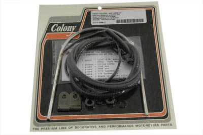 Fender Lamp Front Wiring Kit