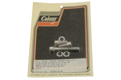 Oil Hose Cover Mount Kit